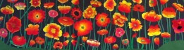 ANZAC Rememberance poppy art lesson