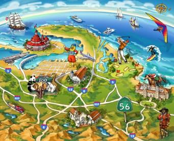 sandiego_illustrated_map