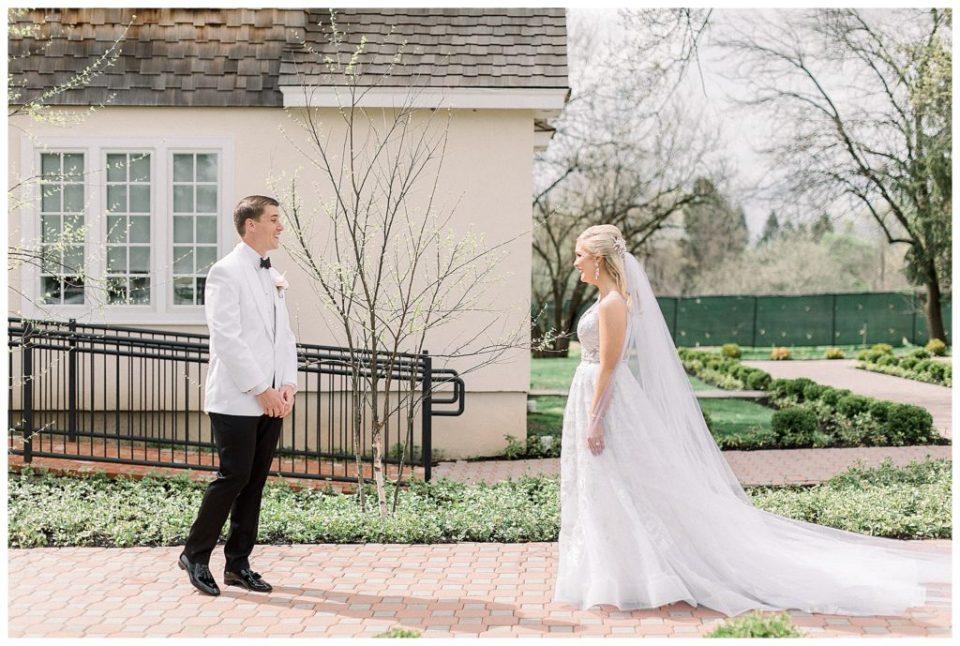 Ryland Inn Wedding   Caroline Morris Photography