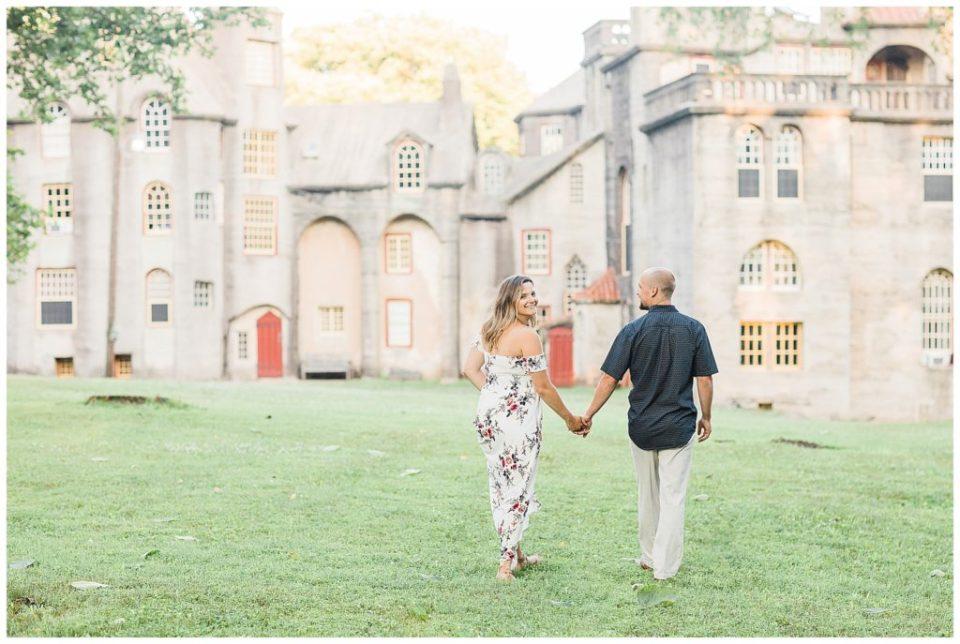 Fonthill Castle Engagement   Caroline Morris Photography