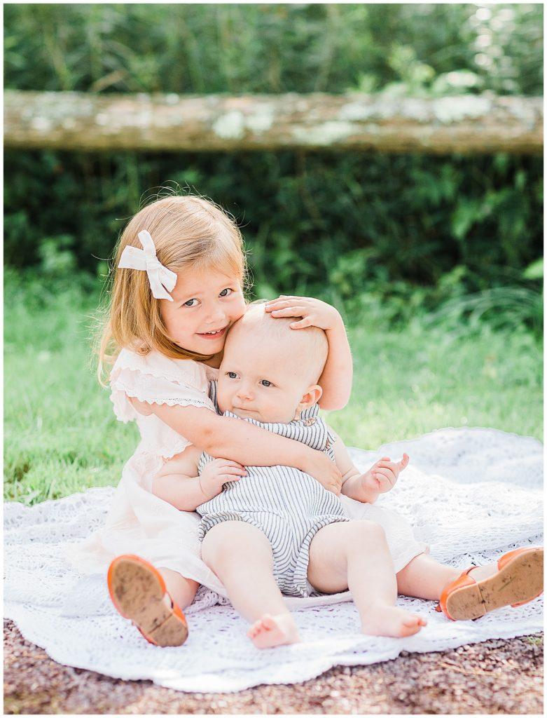 Scranton Family Session | Caroline Morris Photography