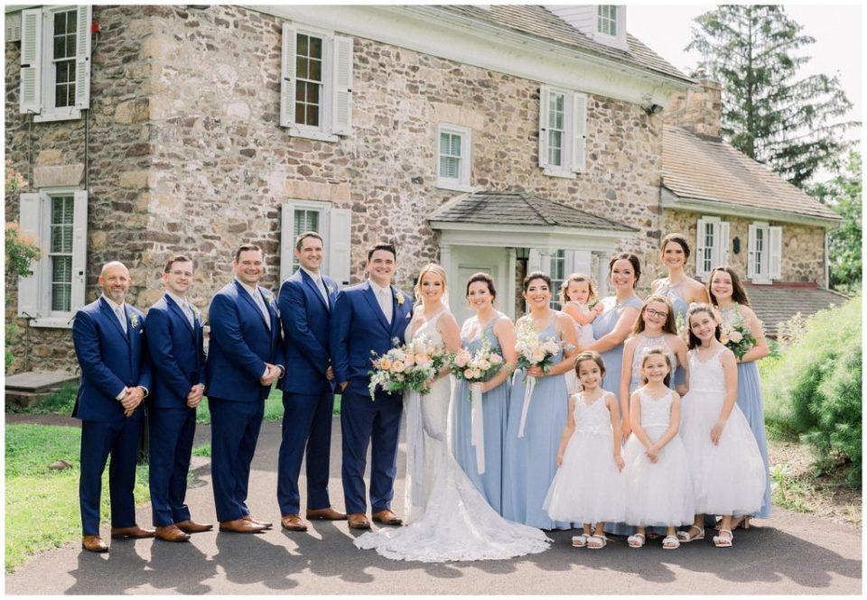 John James Audubon Center Wedding | Caroline Morris Photography
