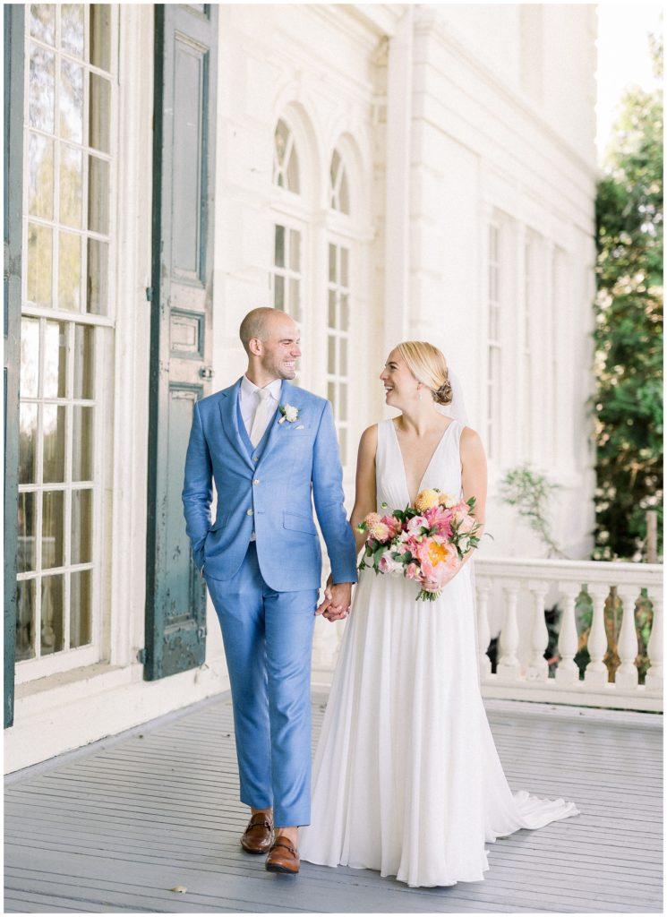 Glen Foerd Wedding   Caroline Morris Photography