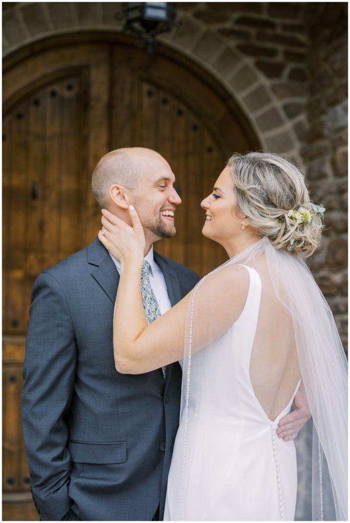 Folino Estate Wedding | Caroline Morris Photography