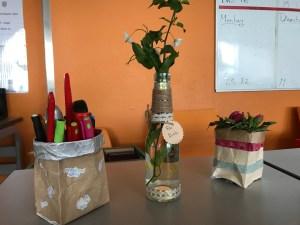 Projekt zum Thema Upcycling