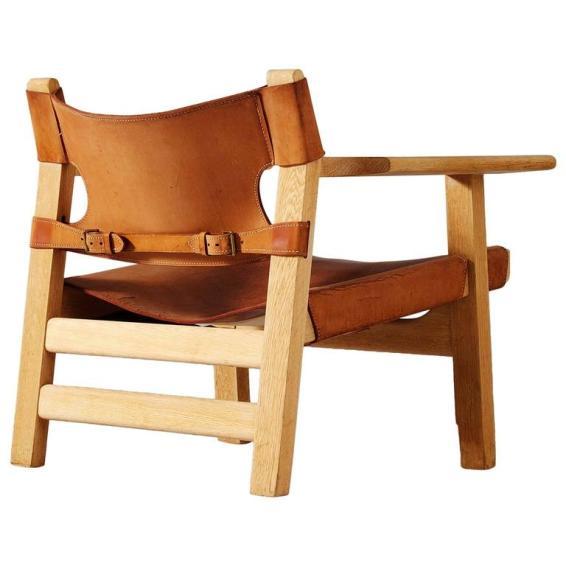spanish chair borge mogensen 2