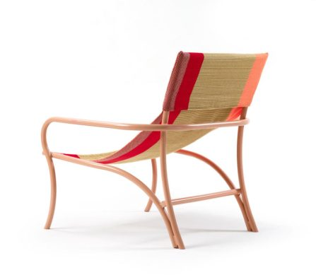 MARACA LOUNGE CHAIR BY SEBASTIAN HERKNER 2