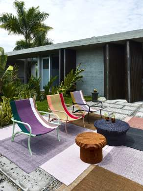 MARACA LOUNGE CHAIR BY SEBASTIAN HERKNER 4