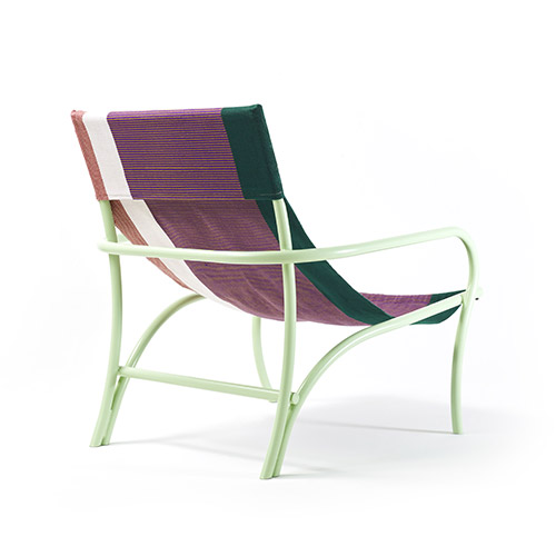 MARACA LOUNGE CHAIR BY SEBASTIAN HERKNER 5