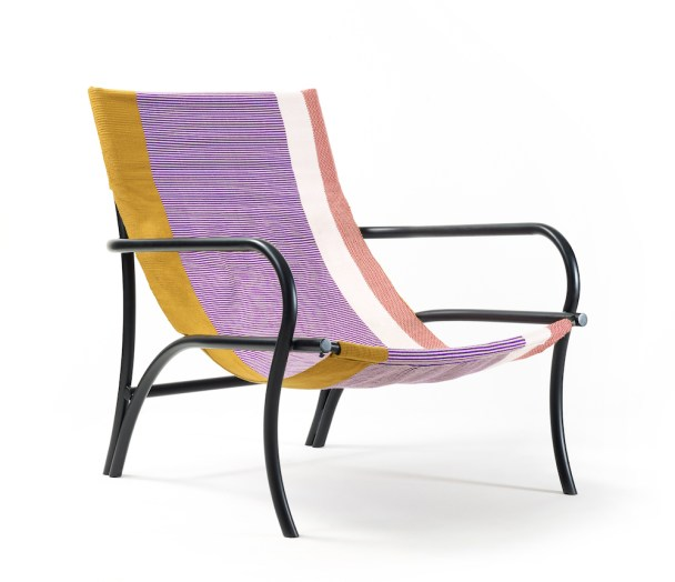 MARACA LOUNGE CHAIR BY SEBASTIAN HERKNER