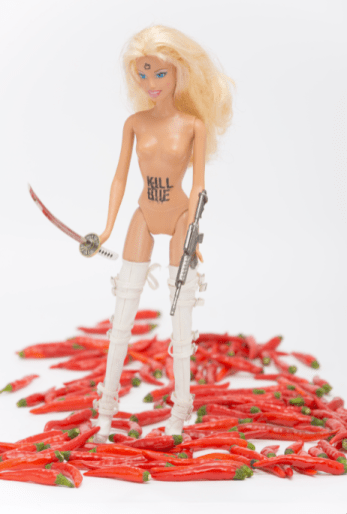 Hot & Spicy Doll 1, KILL BIIE D01-(102) low res ©Phil Akashi & Caroline Notté