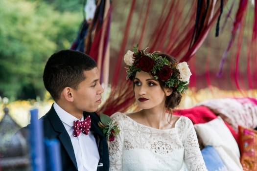 'tipi wedding hertfordshire', 'bohemian burgundy wedding inspiration', 'creative wedding photographer essex'