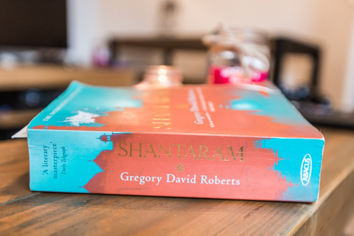 'shantaram', 'reading list shantaram', 'what to read 2018'