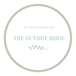 As featured on the Outside Bride