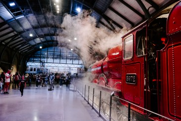 Harry Potter Studios - Hogwarts Express