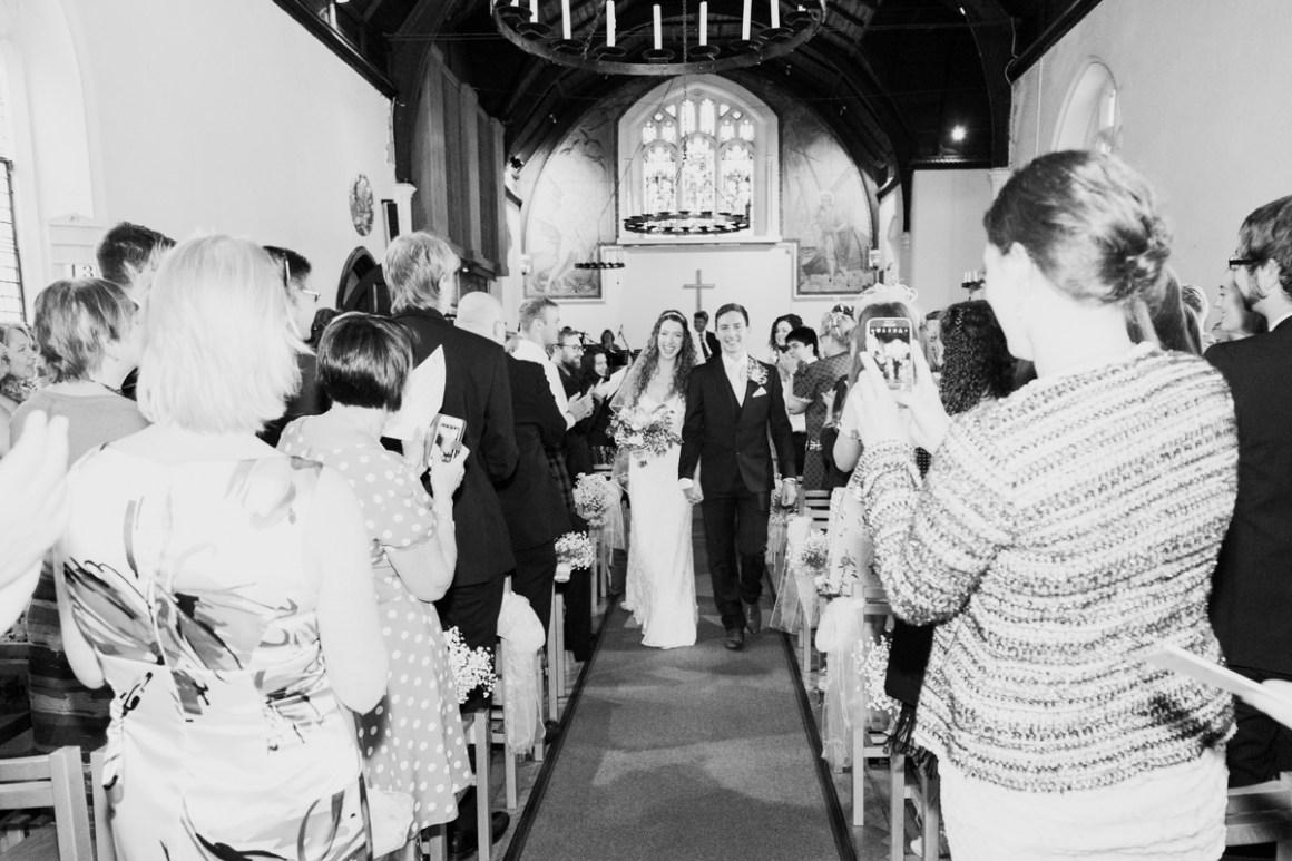 Church wedding venue in Hertfordshire
