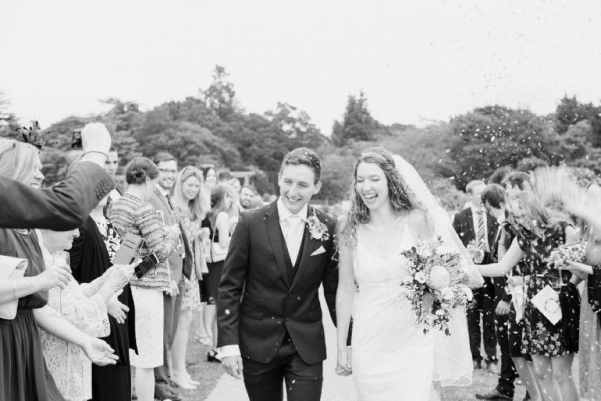 Vanstone Park wedding photographer