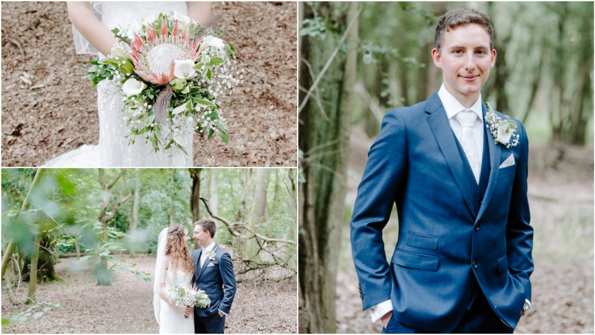 Creative wedding photographer in Hertfordshire