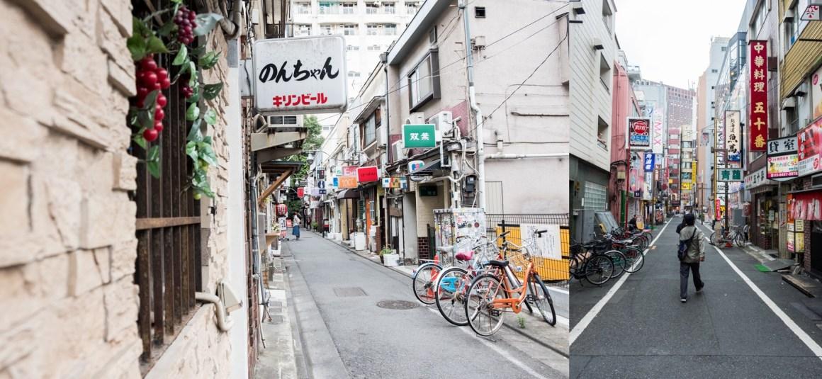 A day in Shinjuku: Kabukicho