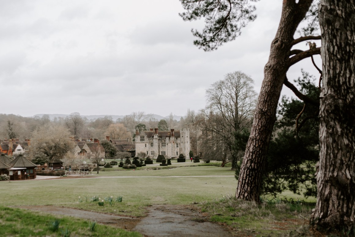 Hever Castle Wedding Venue in Kent