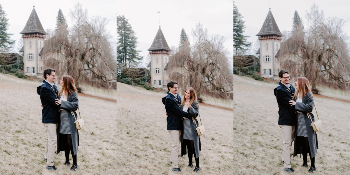 Lucerne engagement shoot