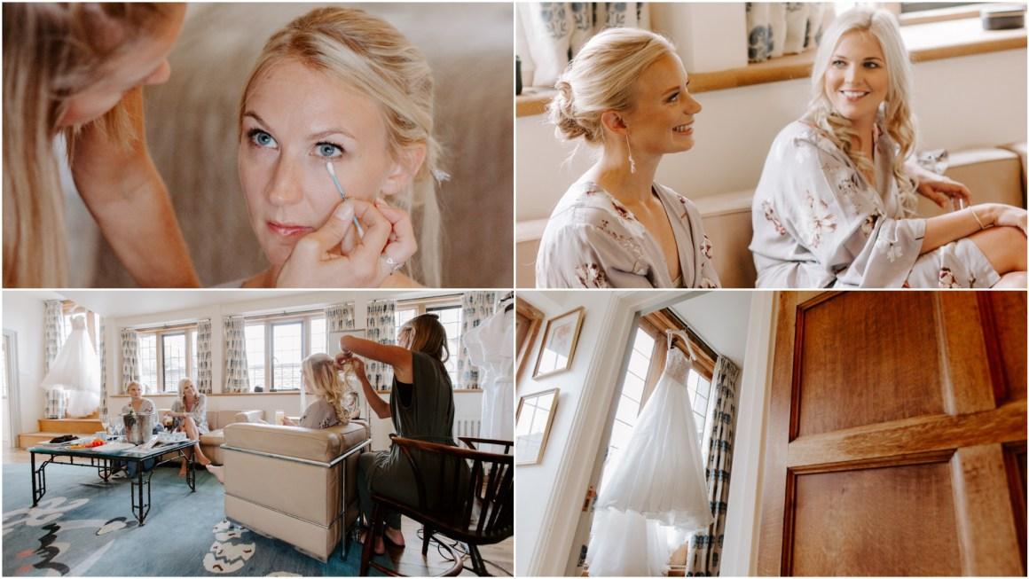 Natural bridal preparation