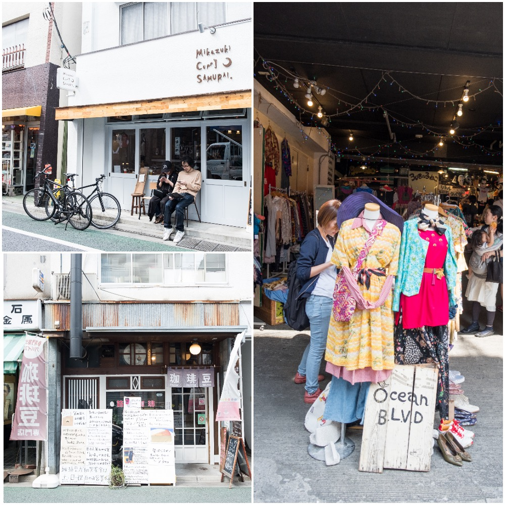 An afternoon in Shimokita