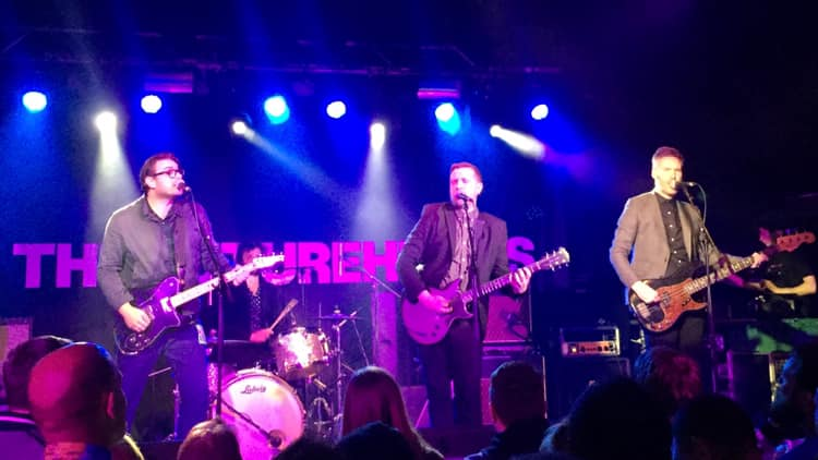 The Futureheads at the Garage 2019