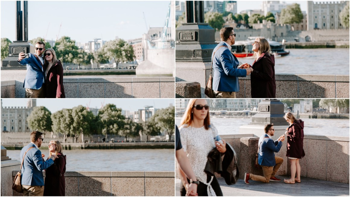 A London proposal by Tower Bridge