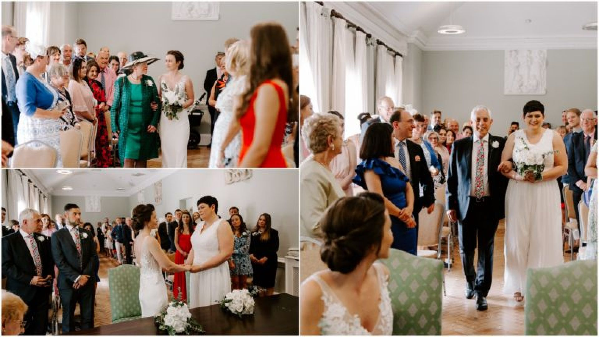 York House in Richmond wedding ceremony