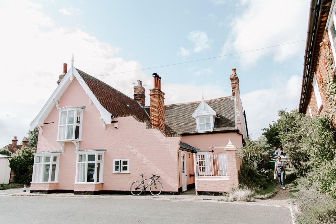 Mini road trip to Suffolk