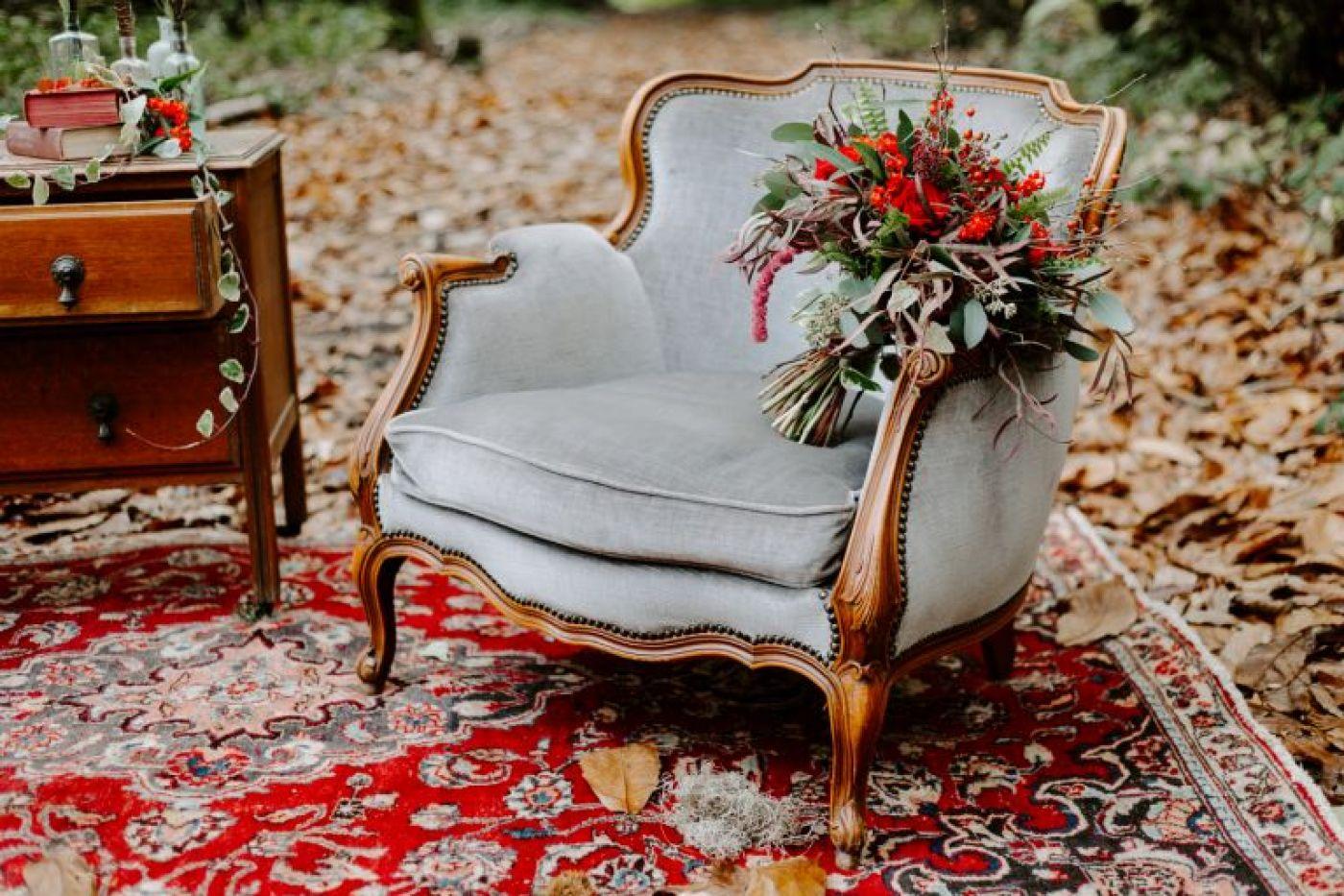 Anthology Vintage Hire wedding decor