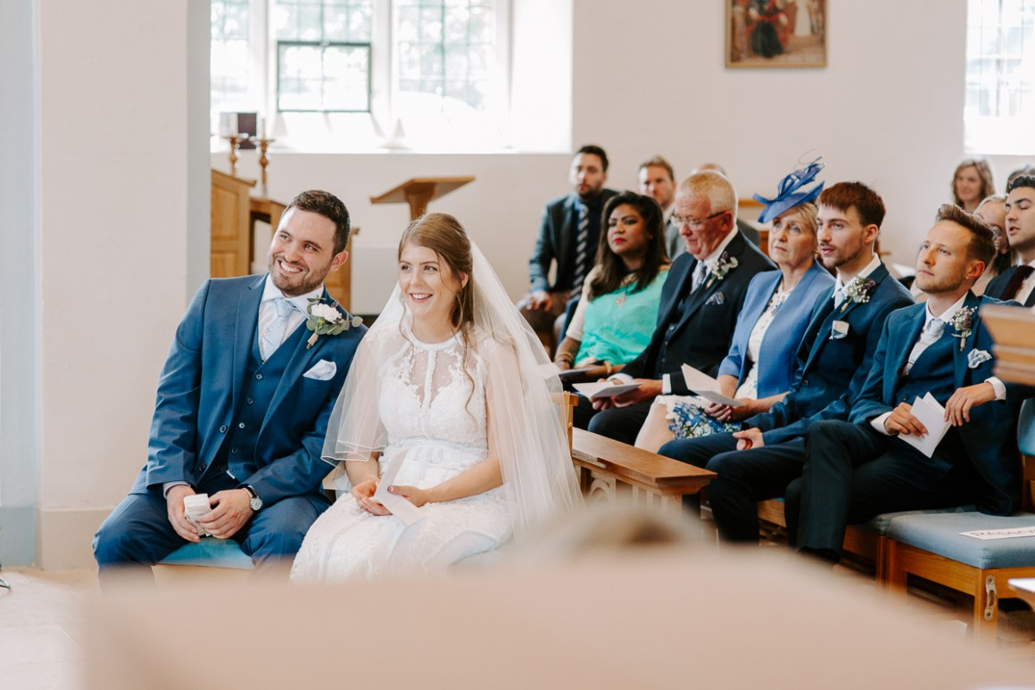 Documentary wedding photography in Hertfordshire