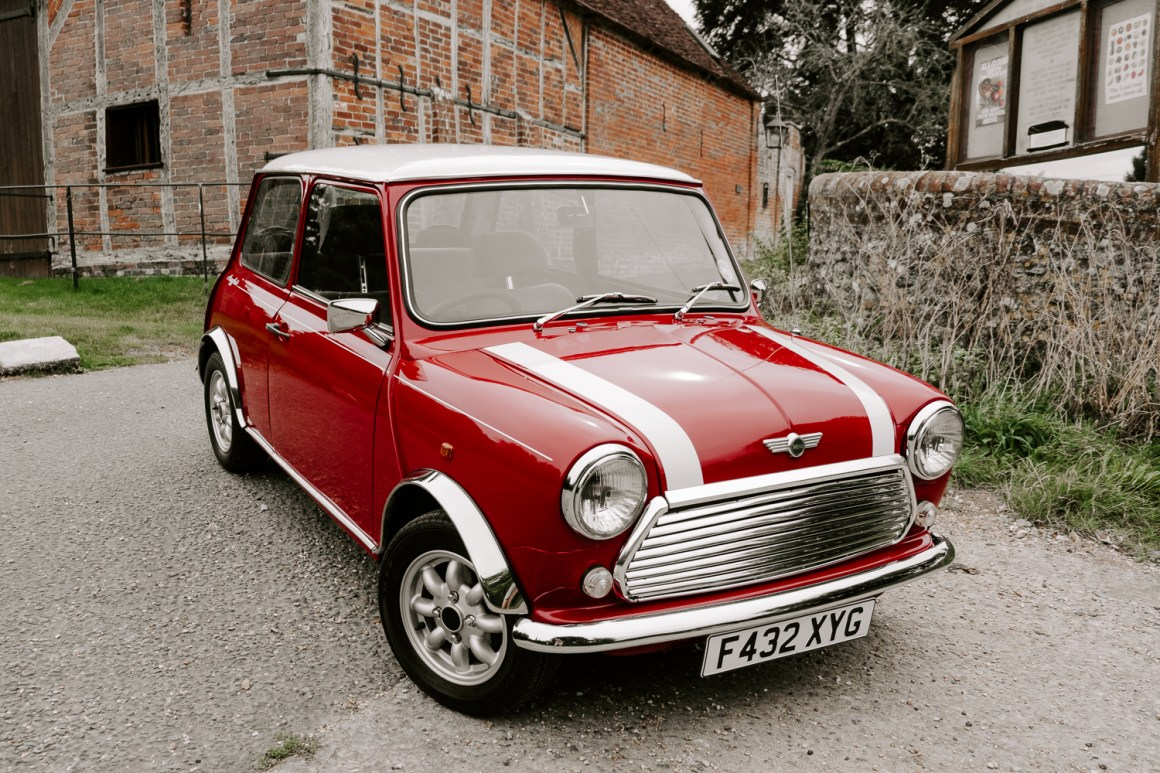 Classic Mini Mayfair 1988