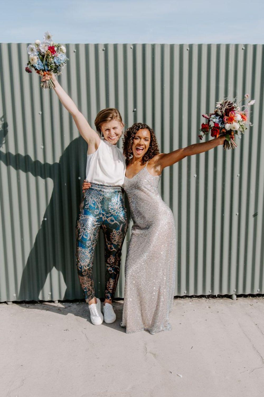 One Friendly Place Wedding