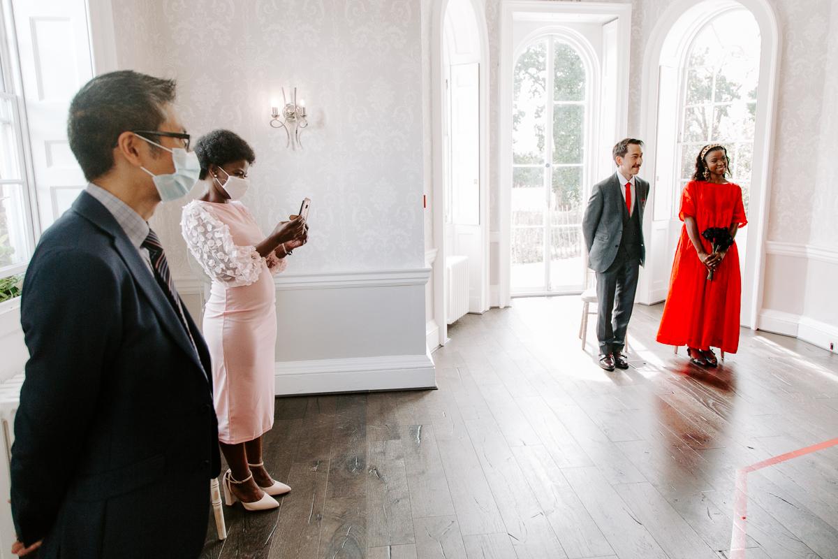 London micro wedding photographer