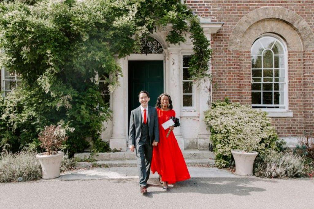 Morden Park House wedding photography