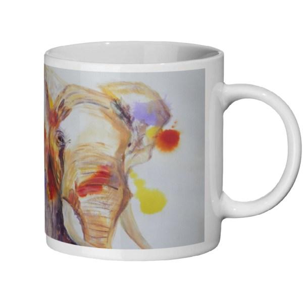 Elephant birthday gift idea