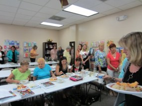 Food for Life Class