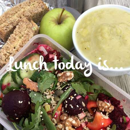 Lunch on 7-nov-2016