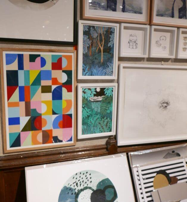 LOVE LOVE LIBERTY – NOW STOCKING MY ART PRINTS