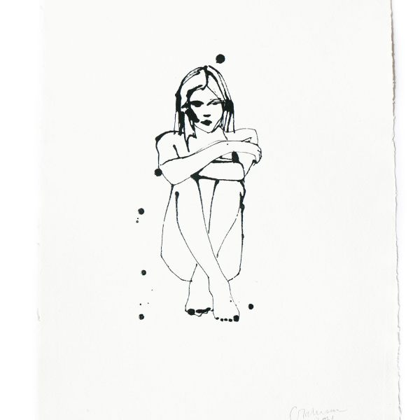 Undress - Girl - Hug
