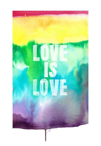 Love is Love – Pride 2021