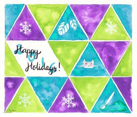 Holidays Card 2015