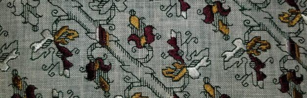 Italian Leafy Multicolor by Countess Ianthé d'Averoigne