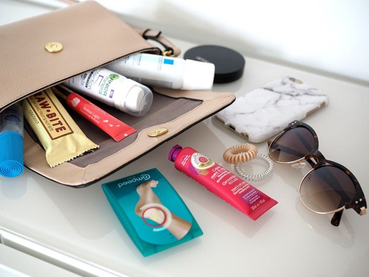 What's really in my bag…