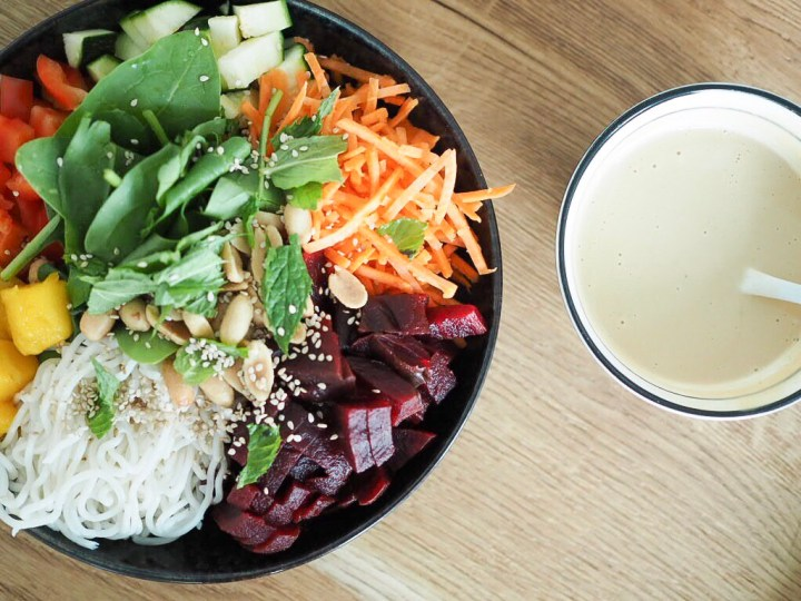 Healthy Summer Bowl