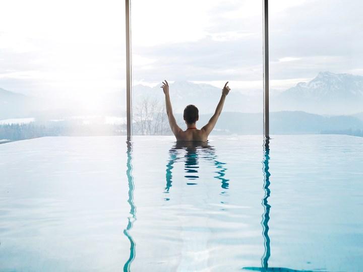 Urlaub in Österreich im Romantik Hotel Gmachl