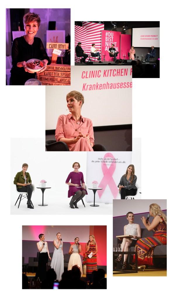 Event, Carolin Kotke, Dreamball, Dreamball 2018, Dreamlady, Dreamlady 2018, YES! CON, Clinic Kitchen Possible, Krankenhausessen, Krebs, Ernährung, Food, Ernährungsberatung, Ernährungscoach, Ernährungsexpertin