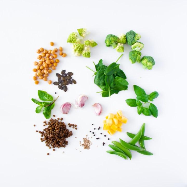 Every, Every Foods, Carolin Kotke, basische Ernährung, gesunde Ernährung, Tiefkühlkost, tiefgefroren, Fertiggericht, gesundes Fertiggericht, basisches Fertiggericht, basisch, vegan, glutenfrei, eat well feel better, eat the rainbow, Zutaten, Inhaltsstoffe, Green Boost